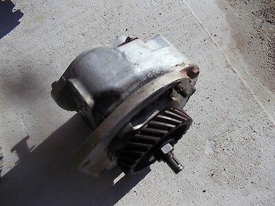 Farmall 400 450 Ih Ihc Tractor Live Hydraulic Pump Good Drive Gear