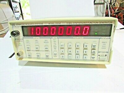 Stanford Research Systems Ds340 Function Generator Opt 1
