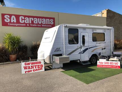 2013 JAYCO STARCRAFT 17' CARAVAN with REAR ENSUITE Klemzig Port Adelaide Area Preview