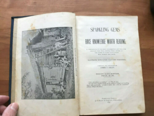 Sparkling Gems of Race Knowledge Worth Reading published 1897