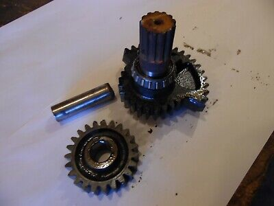 1961 Allis Chalmers D 17 Farm Tractor Power Steering Box Gears