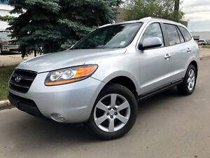 2009 Hyundai Santa Fe Limited AWD LOW KM