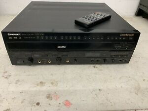 Pioneer Cld-v710 laser disc player