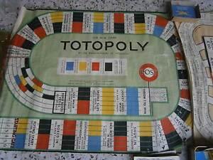 Totopoly board game (the original version) Brighton Bayside Area Preview