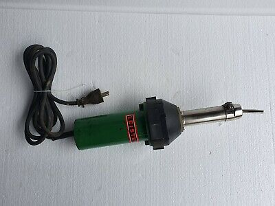 Leister Triac Hot Air Plastic Welder - Shrinking Heat Gun 1460 Watt 110v