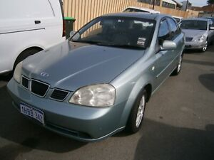 Daewoo Lacetti Auto***FREE 12 MONTHS WARRANTY*** Bayswater Bayswater Area Preview