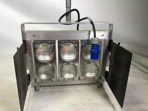 Dino / Mini brute 6 light - Manufactured for Arri