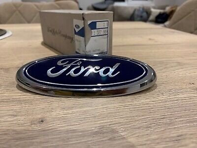 NEW Ford S-MAX Galaxy Emblem Assy - Radiator Grille: 1327989 4M21 V425A52 AAW for sale  Shipping to Ireland