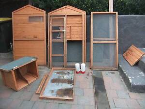 Chicken Coop - 1 yr old - used condition Carrum Downs Frankston Area Preview