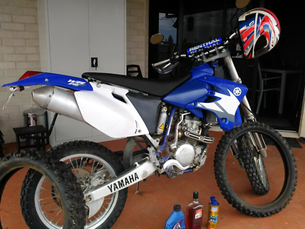 WR250f Yamaha 4 sale! Dalby Dalby Area Preview
