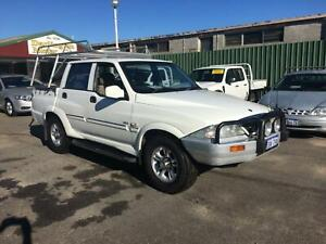 2005 SsangYong Musso Dualcab 4x4 Ute Bellevue Swan Area Preview