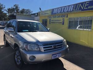 2004 Toyota Kluger CVX (4x4) 7 SEATER AUTOMATIC $8,999 Kenwick Gosnells Area Preview