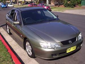 2002 HOLDEN COMMODORE ACCLAIM Woodbine Campbelltown Area Preview