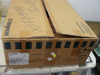 New Siemens 6av7424-0aa00-0gt0 Simatic Hmi Ipc477c Operator Interface