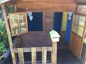 Cubby House - wooden Kincumber Gosford Area Preview