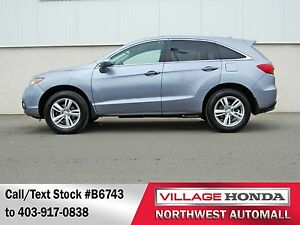 2014 Acura RDX Tech AWD | No Accidents | Navi | Power Tailgate |