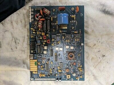 Servo Dynamics Sdfp01525-17 Amplifier Board Autocon 4203943