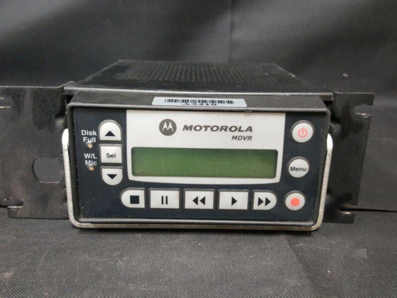 Motorola MDVR Mobile Digital Video Recorder Model DLN6533A