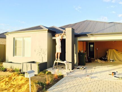 Exterior/ Interior painter & decorator - $300day