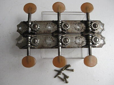 Vintage 20's Chicago Kluson National Dobro Supro Gibson Guitar Tuners Project ()
