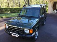2000 Land Rover Discovery Wagon TD5 Cashmere Pine Rivers Area Preview