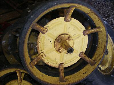 1-- John Deere Jd Corn Planter -- Press Wheel 494 694 Corn Planters