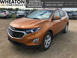 2018 Chevrolet Equinox LT AWD -Turbo, Remote Start, Safety PKG