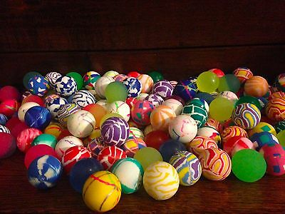 100 Super Bouncy Balls Birthday Party Favors Pinata Quinceanera Fun for all ages
