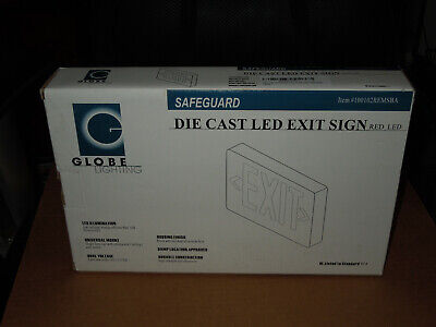 Sure-lites Cx61 Led Die Cast Exit Sign