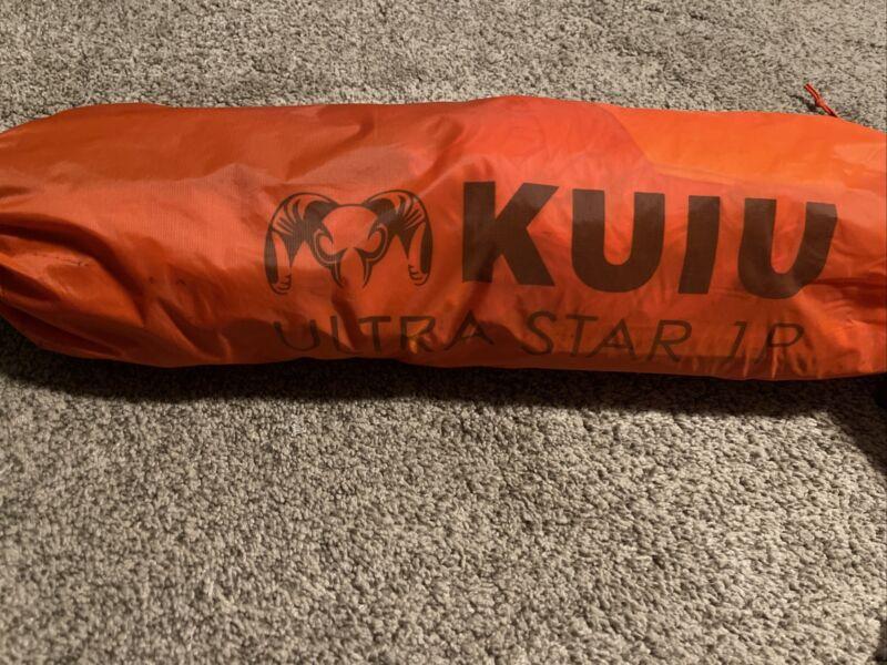 Kuiu Ultra Star 1P