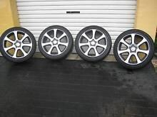 Honda 19' wheels Minto Campbelltown Area Preview