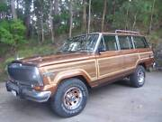 JEEP FULL SIZE 1984 4 DOOR WOODY Korora Coffs Harbour City Preview