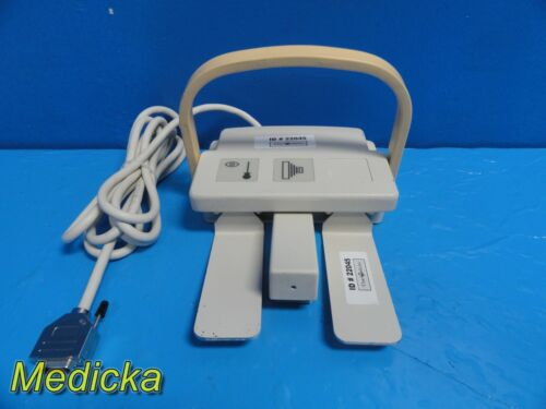 Philips 989601040072 3-Pedal Foot-Switch (Model 400061237) ~ 22045