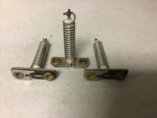 Westinghouse H27 Overload Heater Element-Lot of 3