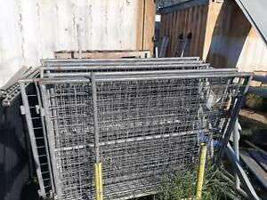 Raped mesh site cage