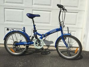 Two new folding bikes $325 for the pair