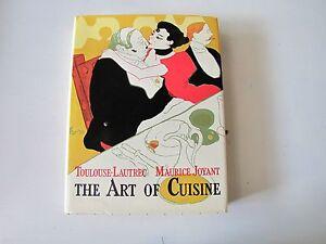 THE-ART-OF-CUISINE-TOULOUSE-LAUTREC-MAURICE-JOYANT-1966