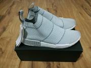 Adidas Nmd Cs1 Citysocks PK Grey White UK10.5 US11 Canning Vale Canning Area Preview