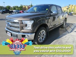 2015 Ford F-150 King Ranch 3.5l v6 Ecoboost Loaded Luxury Truck