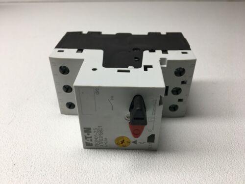 New! Eaton PKZMO1-2.5  Motor Protector  XTPB2P5BC1 (#5923)