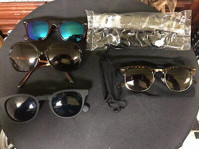 5 Lost & Found Lot Wholesale Sunglasses Men's Women's (Wholesale Round Sunglasses)