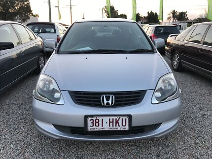 2003 Honda Civic 1.7L RWC AND 6 MONTH REGO