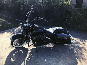 Harley Davidson Road King Mango Hill Pine Rivers Area Preview