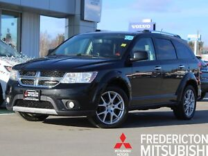 2015 Dodge Journey R/T AWD | HEATED LEATHER | REAR AIR