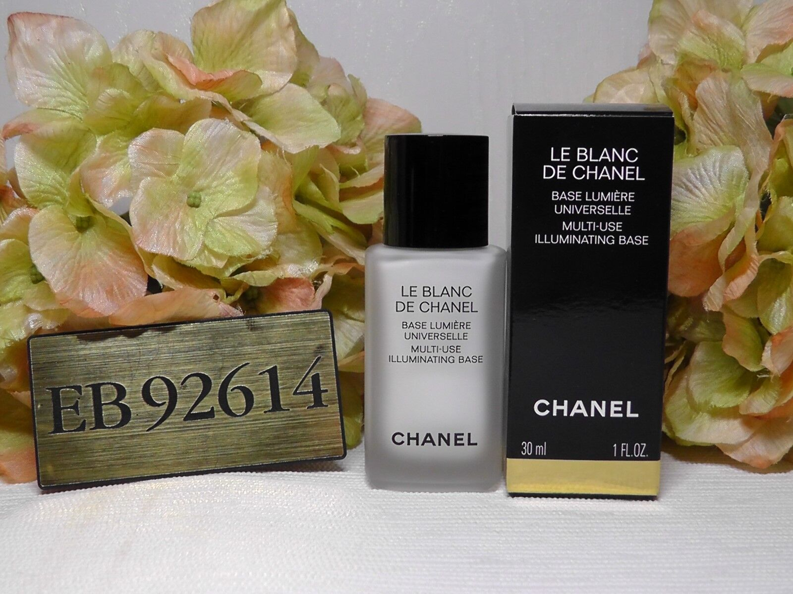 Chanel Le Blanc De Multi Use Illuminating Base Ebay Makeup 30ml 10 Oz