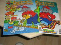 2 Benjamin Blümchen Hefte Nr. 3/98 und 6/98 Bayern - Stein Vorschau