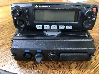 Motorola Xtl2500 700800 35 Watt Clean Radio