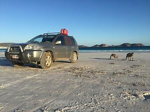 ***PRICE DROP 4WD NISSAN X-TRAIL 2005 for Backpacker*** Brisbane City Brisbane North West Preview