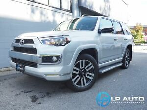 2016 Toyota 4Runner SR5 Limited 7 Seater! Easy Approvals!