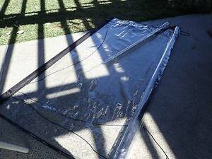 PVC Clear Outdoor Bistro Blind East Ipswich Ipswich City Preview
